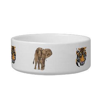 African Elephant Pet Bowls