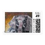 African Elephant Postage