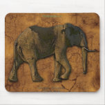 African Elephant Series Mousepads