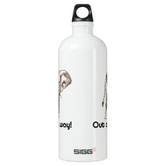 African Elephant Water Bottle