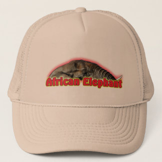 African elephant wildlife safari hats