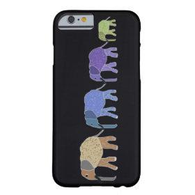 African Elephants iPhone 6 case
