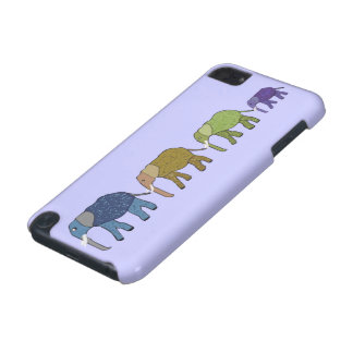 African Elephants IPod Touch Case