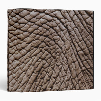 African elephant's (Loxodonta africana) skin Binder