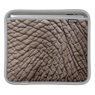 African elephant's (Loxodonta africana) skin Sleeve For iPads