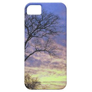 African evening sky iPhone SE/5/5s case