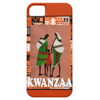 African family group iPhone SE/5/5s case