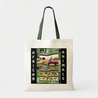 African farmers at work tote bag