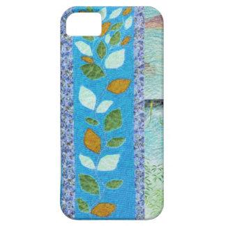 African floral design iPhone SE/5/5s case