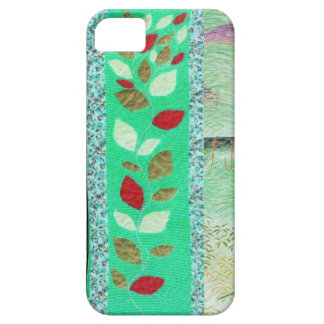 African floral pattern iPhone SE/5/5s case