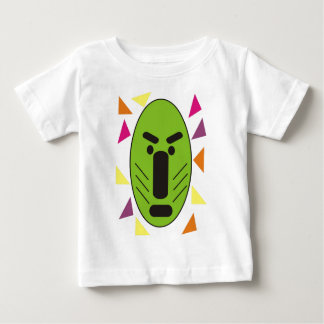 African Funky Mask Baby T-Shirt