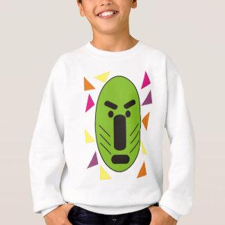 African Funky Mask Sweatshirt