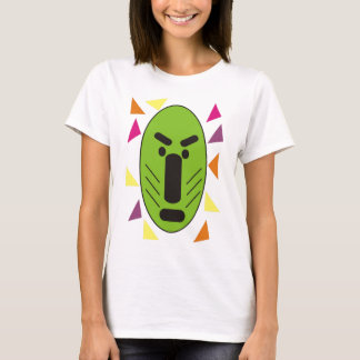 African Funky Mask T-Shirt