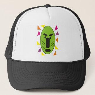 African Funky Mask Trucker Hat