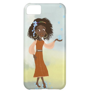 African girl Doli Case For iPhone 5C