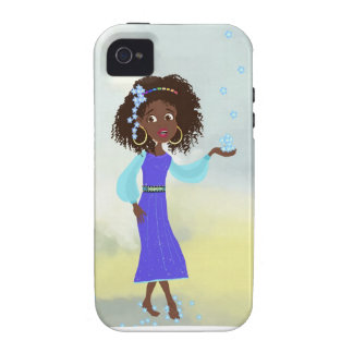 African girl Doli iPhone 4 Cover