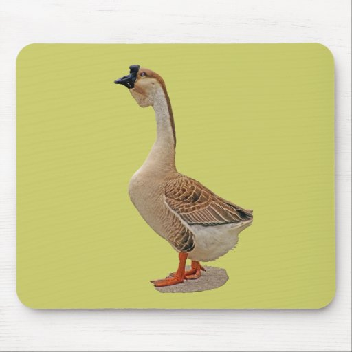 African Goose Mouse Pad