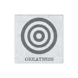 African Greatness Stone Magnet