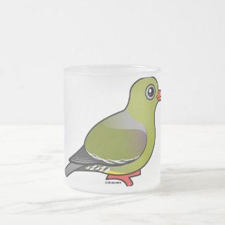 African Green Pigeon Coffee Mugs