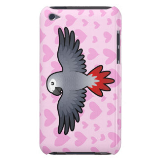 African Grey / Amazon / Parrot Love Barely There iPod Cover