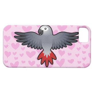 African Grey / Amazon / Parrot Love iPhone SE/5/5s Case