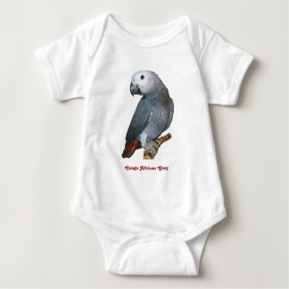 African Grey Infant Creeper