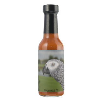 African Grey Lakeside Hot Sauce