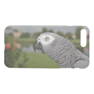 African Grey Lakeside iPhone 8 Plus/7 Plus Case