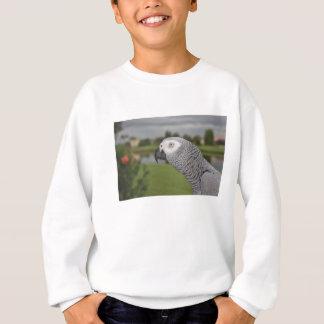 African Grey Lakeside Sweatshirt