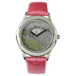 African Grey Lakeside Watches