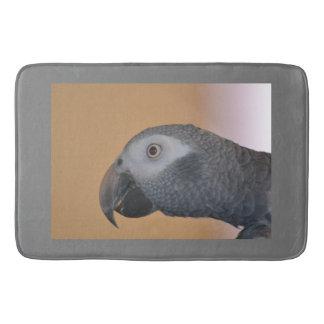 African Grey Parrot Bath Mat