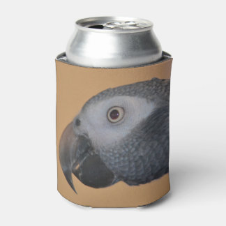 African Grey Parrot Can Cooler