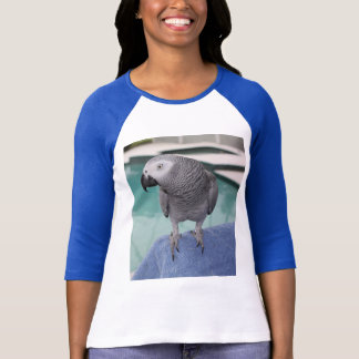 African Grey Pool Party Tees
