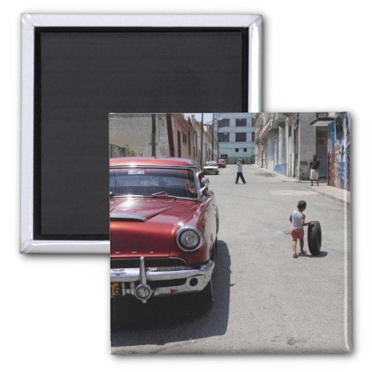 African Hamel district, Havana, Cuba, UNESCO Magnet