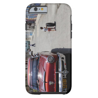 African Hamel district, Havana, Cuba, UNESCO Tough iPhone 6 Case