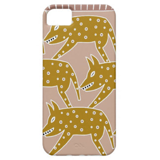 African herd of boar iPhone SE/5/5s case