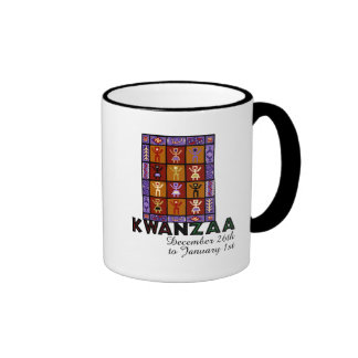 African Heritage Ringer Mug