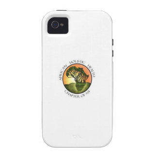 African Holistic Health Merchandise Case-Mate iPhone 4 Cases