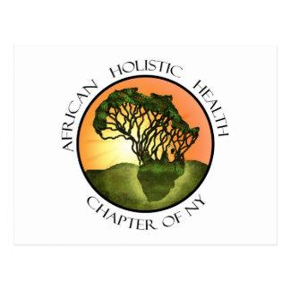 African Holistic Health Merchandise Postcard