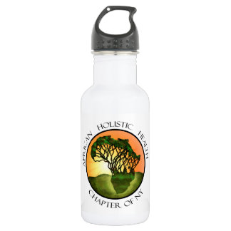 African Holistic Health Stainless Steel Water Bottle