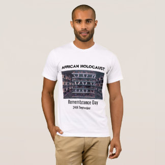 African Holocaust Remembrance T-Shirt