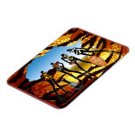 African Home Coming Rectangular Photo Magnet