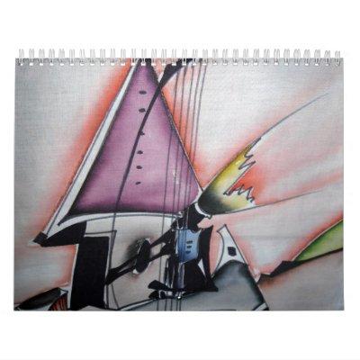 African home decor calender 1 calendar Zazzle