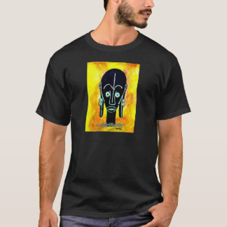 African icon: Fang mask (Gabon) T-Shirt