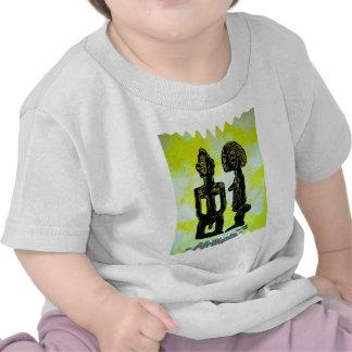 African icon: Ibeji - Twins (Yoruba - West Africa) Shirts