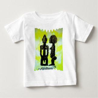 African icon: Ibeji - Twins (Yoruba - West Africa) Tshirt