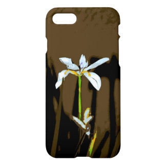 African Iris Fortnight Lily Flower iPhone 8/7 Case