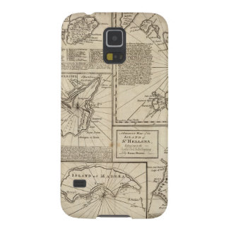 African Islands Cases For Galaxy S5