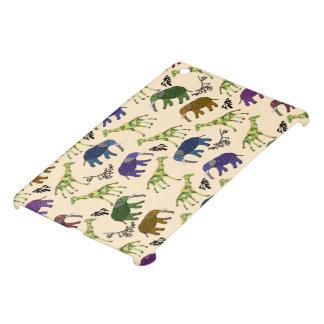 African Jungle Animals iPad Mini Cover
