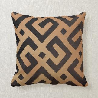 African Kuba Cloth 1 Pillow